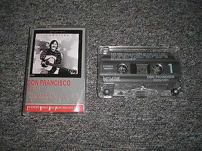 Don Francisco~Forgiven~1977 Christian Folk~Xian~Cassette~Newpax~FAST SHIPPING!