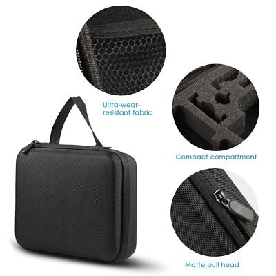 Portable Camera Carry Case Storage Travel Hard Bag Box for Gopro Hero 4/5/6