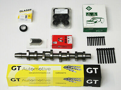 VW Volkswagen Passat 2.0 TDi PD Billet Steel Full Camshaft Kit | 038109101AF