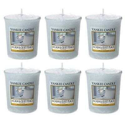 Yankee Candle A Calm and Quiet Place 6 Votives