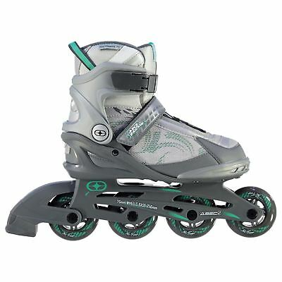 No Fear Ladies Fitness Inline Skates Roller Blades Four Wheel Sports UK 5 B313-1
