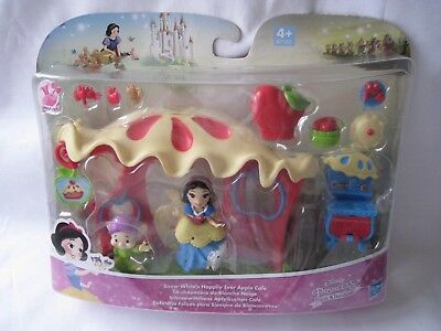 Disney Princess Little Kingdom Snow White's Happily Ever Apple Café New in Box