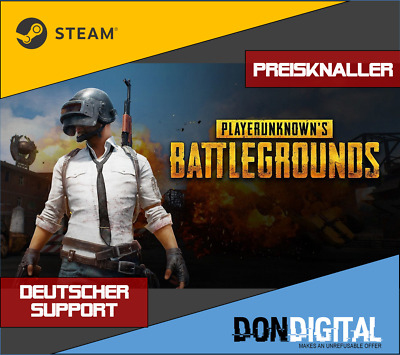 PLAYERUNKNOWN'S BATTLEGROUNDS PUBG [Steam Download] [PC Game] [No Key/Code]