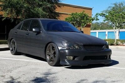 2002 Lexus IS  Lexus is300 Wrapped & lowered, Fresh head rebuild Many new parts!