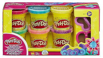 Play-Doh - Sparkle Compound Collection Pack