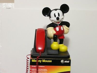 Mickey Mouse Phone AT&T.
