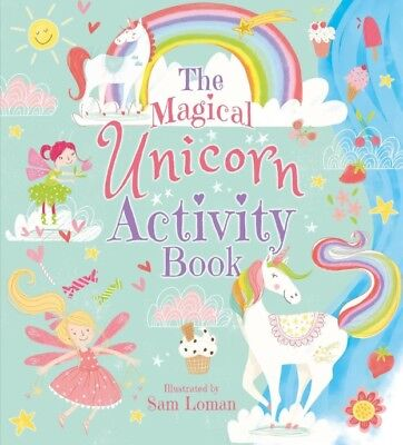 The Magical Unicorn Activity Book. Arcturus Books. Children's Christmas Gift