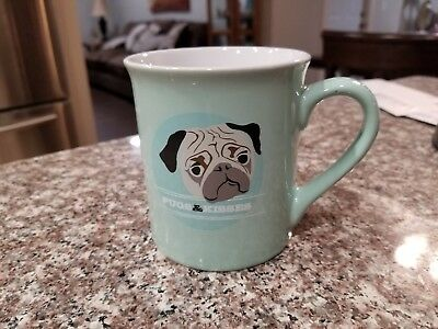Cute Pug Dog Coffee Mug