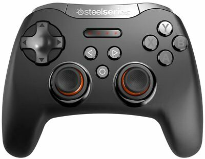 SteelSeries Stratus XL, Bluetooth Wireless Gaming Controller for Windows + An...