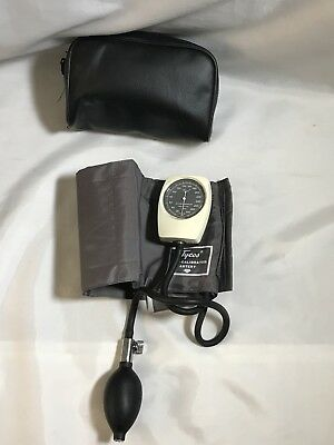 Tycos Sphygmomanometer with Adult Size Cuff for Blood Pressure