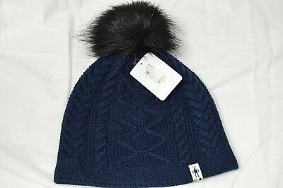 78783ab7d9b34b SMARTWOOL UNISEX HAT Murphy's Point Merino Beanie New with tag $32 ...