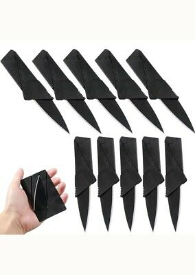 Credit Card Thin Knives Cardsharp Wallet Folding Pocket Micro Knife new