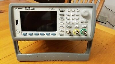Agilent / Keysight  33500B (33512B) Series Arbitrary Waveform Generator