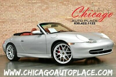 1999 911 C4 CABRIOLET W/ TIPTRONIC ALL WHEEL DRIVE 3.4L FLA 1999 Porsche 911 Carrera C4 CABRIOLET W/ TIPTRONIC ALL WHEEL DRIVE 3.4L FLA 62,0