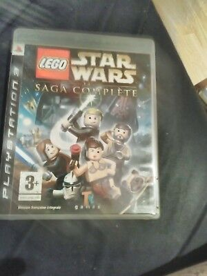Jeu PS3 LEGO STAR WARS LA SAGA COMPLETE