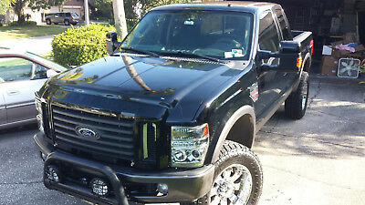 2008 Ford F-250 FX4 2008 ford F250 diesel 4x4 - Florida truck - Financing available WAC
