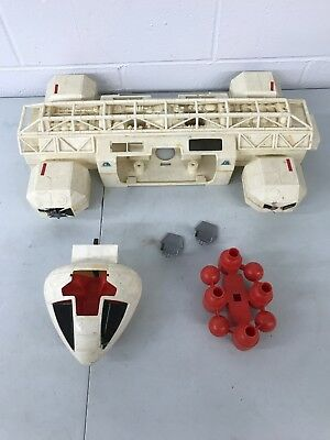Space 1999 Eagle 1 Transporter Spaceship 1976 Mattel for parts or repair.