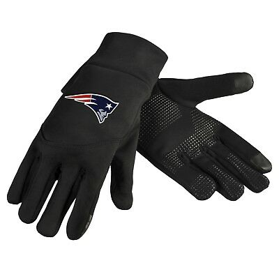 New England Patriots NFL Neoprene High End Technology Touch Texting Gloves FREE
