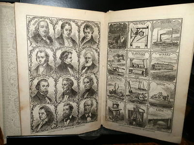 #9295, Scientific American Handbook 1877, Nice Woodcuts