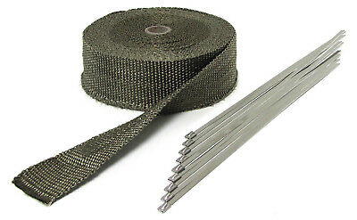 Titanium Heat protection thermoband 15 m 900 celsius Termo Band