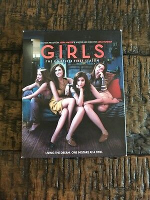 Girls: Complete First Season [Blu-Ray] FREE SHIPPING