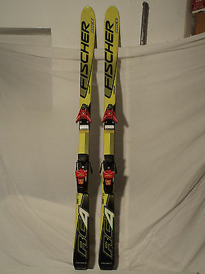 Fischer Ski RC4 Powercore 160