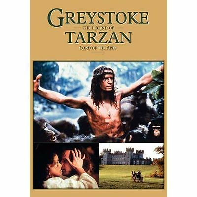 Greystoke: The Legend of Tarzan ~Francaise Incluse ~ Christopher Lambert (1983)