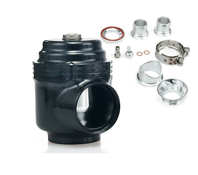 Universal Recirculating QRJ 50mm Blow Off Valve Kit with Flange and Clamp