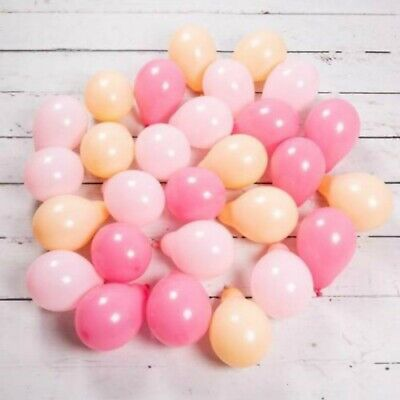 40 Mini Peach Dreams Balloons-Party Decorations-Wedding Decor-Balloon Garlands!