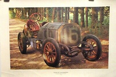 """Old 16"""" 1906 Locomobile 