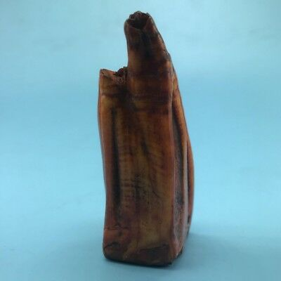 Ancient Chinese hippo teeth carved sealg88