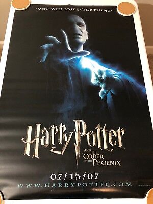 original DS movie poster MIss Potter D//S 27x40