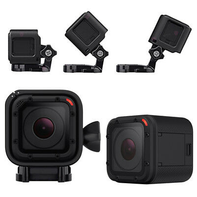 Low-profile Frame Mount Protective Housing Case For GoPro Hero 4 5 Session DL1
