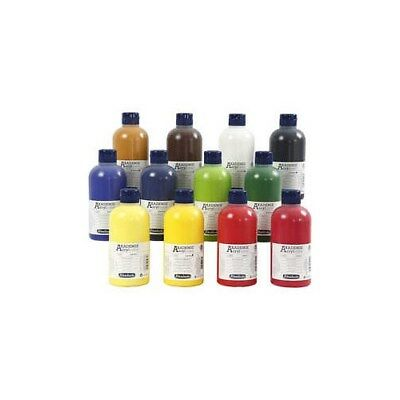 Schmincke AKADEMIE® Acryl color, 12x500ml [HOB-31890]