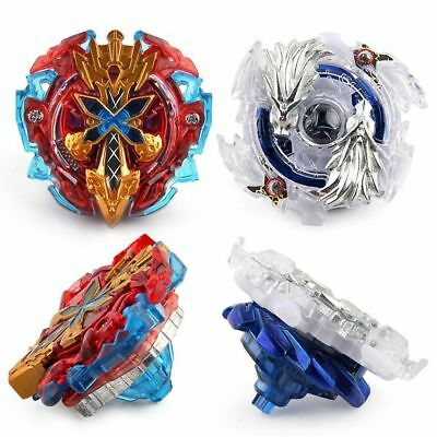 Lot of 2 Beyblade Burst B48 Xeno Xcalibur / Excalibur & B66 Lost No Launche Grip