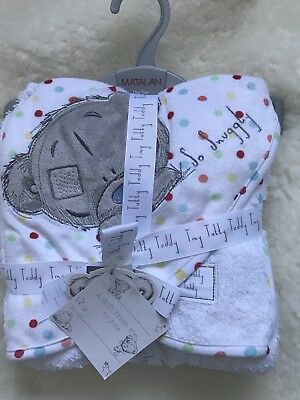 Tatty Teddy Towel. BNWT, Lovely Newborn Gift