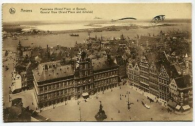 CPA - Carte Postale - Belgique - Anvers - Panorama (SV5909)