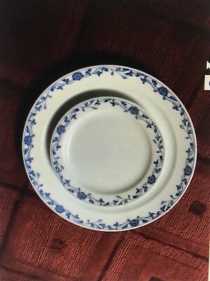 Vintage CAL China Airlines First Class Dinner Plate