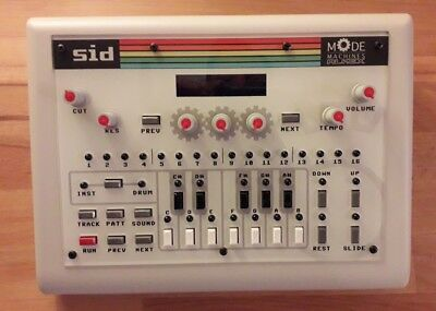 Mode Machines SID 8 Bit Synth