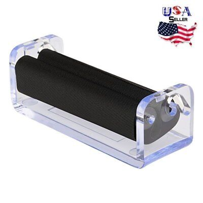 US 70MM Cigarette Maker Machines Paper Rolling Tobacco Cigarette Roller Tool