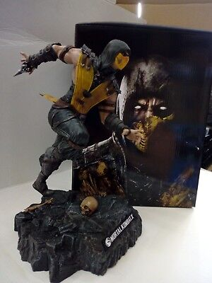 Statua Di Mortal Kombat X - Collector's Limited Edition Nuova E Originale