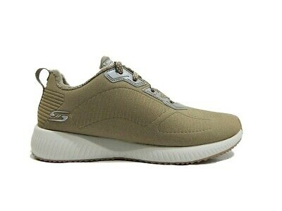 328160390d8a9 SKECHERS 32505 SCARPE Donna Sneakers Memory Foam Taupe - EUR 34