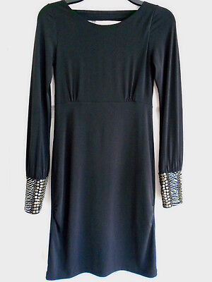 Rise Fashion Little Black Cocktail Dress - Size 10 New with Tags