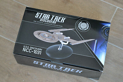 Eaglemoss U.S.S. Discovery Star Trek Discovery Starships Collection #2