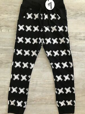 Cool Designer pants for boys or girls size 3-4, Lucky No.7 Netherlands NEW