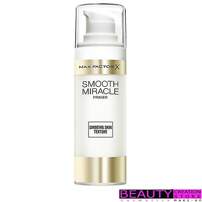 MAX FACTOR Smooth Miracle Primer 30ml TRANSCULENT MF018