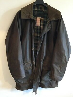Vintage Belstaff Countryman Wax Jacket