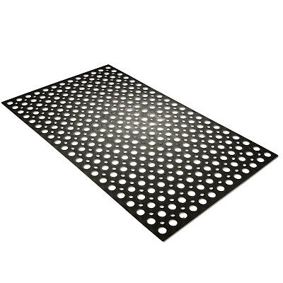 Heavy Duty Non Slip Large Rubber Ring Door Carpet Mat Outdoor Entrance Drainage