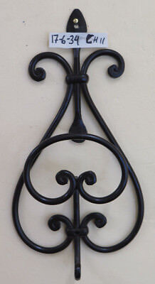 Coat Hangers Wall Single Wrought Iron Coat Racks Cloakholder Ch11