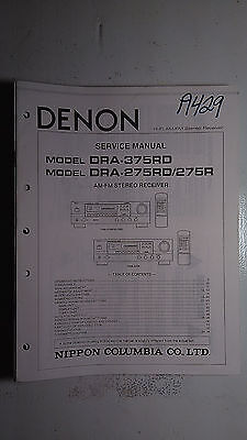 Denon dra-375rd receiver download manual for free now 3bf43 | u.